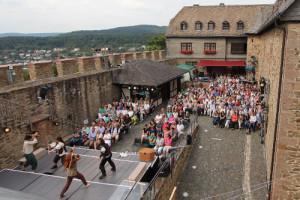 c Biedenkopf Schlossfestspiele ausverkauft 300x200 POSTRAUB Vorbereitungen laufen auf Hochtouren