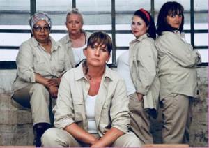 c Dellerlecker Mordsfrauen 300x212 PREMIERE Theater MORDSFRAUEN – Eine Tragödie hinter Gittern