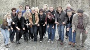 """c EdgarMeistrell PosträuberwollenGeld 300x166 Musical DER POSTRAUB setzt auf """"Crowdfunding"""""""