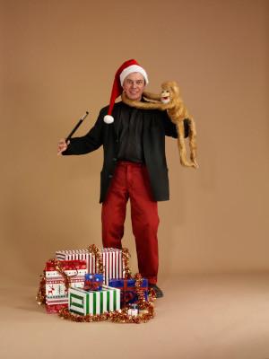 c Fabian Rabe Weihnachtszauberer 300x400 Weihnachtsspektakel mit Zauberer Fabian