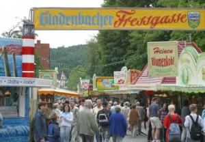 c Gladenbach Kirschenmarkt Fressgasse 300x208 Gladenbacher Kirschenmarkt