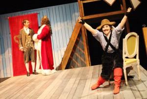 c Haiger Der gestiefelte Kater 2 300x202 Theaterzeit in Haiger