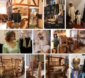 c Haiger bildkombi leinenmuseum 300x274 Ostereiersuche im LEINEN  und SPITZENMUSEUM in Haigerseelbach