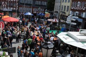 c Herborn Marktplatz 300x201 Verkaufsoffener Kartoffel–Sonntag