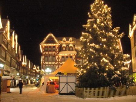 c Herborn Weihnachtsmarkt Weihnachtsmärkte im Lahn Dill Bergland