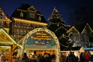 c Herborn Weihnachtsstimmung 300x200 Herborn in der Vorweihnachtszeit – der Weihnachtsmarktplatz