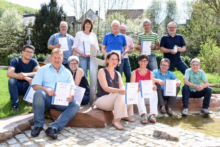 c K Weber Dorfaktivisten LDB1 Zweite Fortbildung von Dorfaktivisten startet