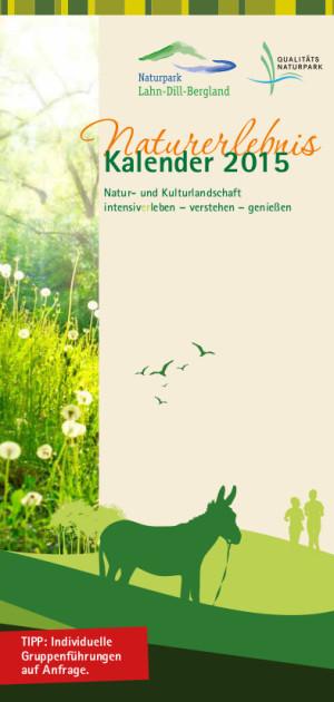c LDB Titelbild Natuerlebniskalender 2015 300x630 Naturerlebniskalender 2015 erschienen