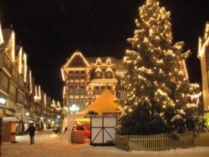 c Lahn Dill Bergland Herborn Weihnachtsmarkt 300x225 Herborn in der Vorweihnachtszeit – der Weihnachtsmarktplatz