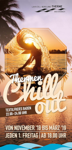 c Lahn Dill Bergland Therme Chill Out NEU! Thermen Chill out in der Lahn Dill Bergland Therme!