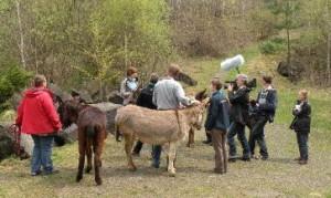 (c) Naturpark LDB - Eselwanderung2