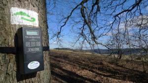 c Naturpark Lahn Dill Bergland Zählstation 300x168 Qualitätsentwicklung – im Naturpark Lahn Dill Bergland kein leeres Wort