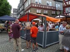 c Stadt Herborn Erdbeersonntag2 Herborn im Juni 2013
