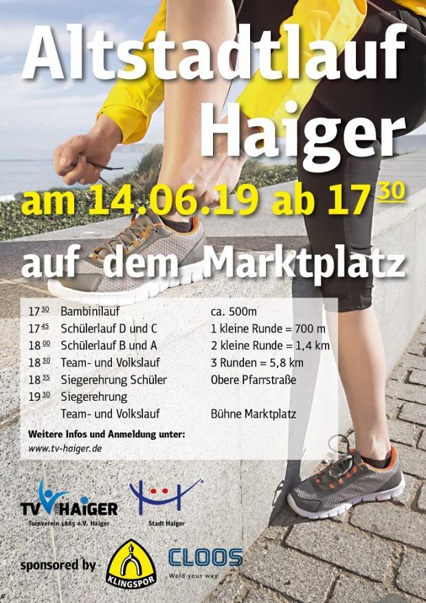 c TV Haiger Altstadtlauf 620x877 13. Haigerer Altstadtlauf am 14. Juni