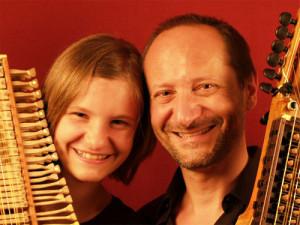 cAngela+Marco Ambrosini 300x225 Flügelschlag Konzert