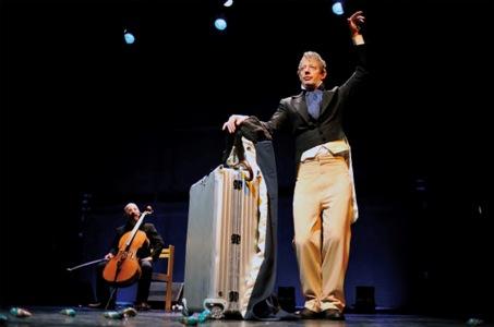 cChristophe Olinger MÄRCHENHAFTE Theateraufführung in der Stadthalle Haiger