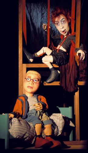 """cDillenburg Figurentheater Der kleine Vampir 2. Dillenburger Figuren Theater Tage"""""""