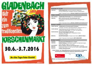 cGladenbach Kirschenmarkt Plakat 300x212 Gladenbacher Kirschenmarkt