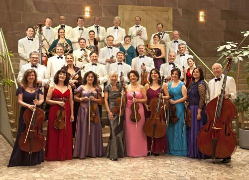 cJohann Strauß Orchester Neujahrskonzert in Biedenkopf