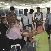 cMartinaKoelschtzky Grafik Workshop2016 Biedenkopf bekommt 24450 Euro für Jugend Kulturprojekte