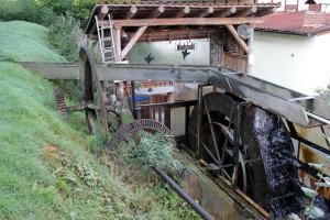Wasserradanlage in Bühren (c) Georg Hoffmann