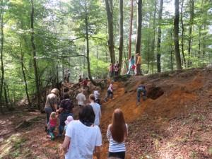 Waldfreizeit: Robin Hood und die Bewohner des Waldes (c) Sibylle Susat