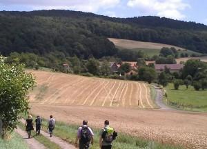 Wandern mit andern (c) Axel Schmidt