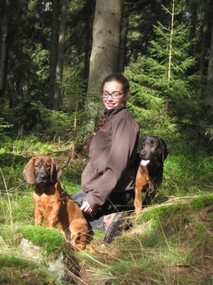 Behandlung des Waldes aus Sicht eines Försters (c) Marion Weiß