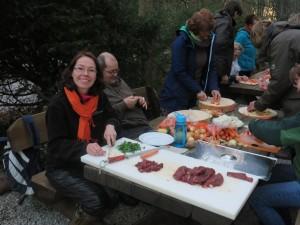Wilde Küche (c) Sibylle Susat
