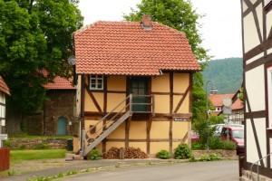 Fachwerkhaus in Hemeln