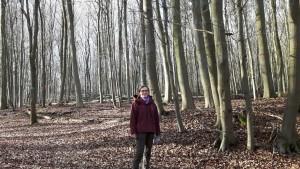 Alte Siedlungsstätten im Naturpark Münden (c) Sibylle Susat