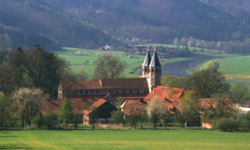 Copyright Naturpark Münden Kloster Bursfelde