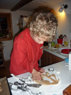 Keksebacken (c) Sibylle Susat