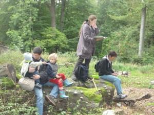 Märchenwanderung mit Waldpädagogin Panja Pötter