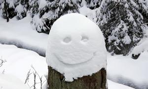 Schneegesicht © Sibylle Susat