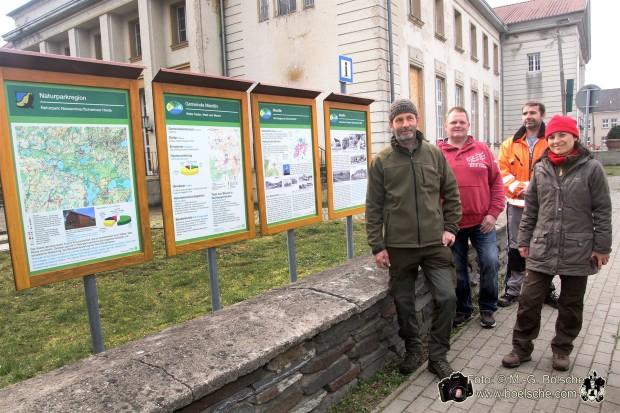 01 Info Tafel 2 620x413 Infotafeln an die Gemeinde Mestlin übergeben