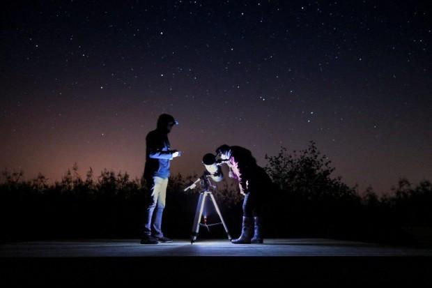 20201107212734 IMG 8699 TorstenSchönfuss3b 620x413 10 neue Sternenbeobachtungsplätze im Naturpark warten auf Besucher
