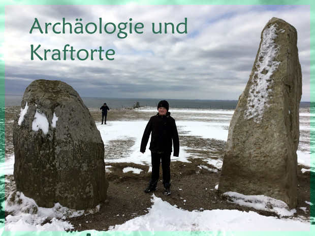 Archäologie und Kraftorte Arlestena 620x465 Vortrag Archäologie und Kraftorte im Karower Meiler am 23.2.2019