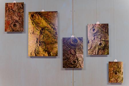 Ausstellung FvZastrow 4903 klein ZERFALL WIRD KUNST, eine neue Sonderausstellung im Karower Meiler