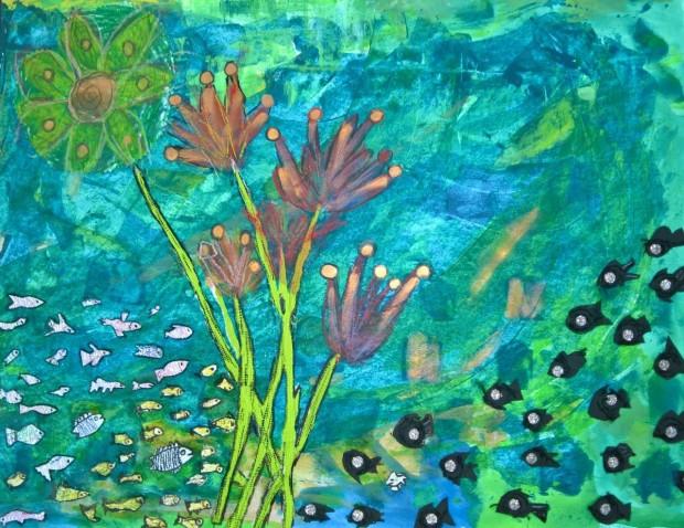 Bild1 620x478 Neue Ausstellung im Meiler: Natur im Blick. Große Werke   kleine Künstler