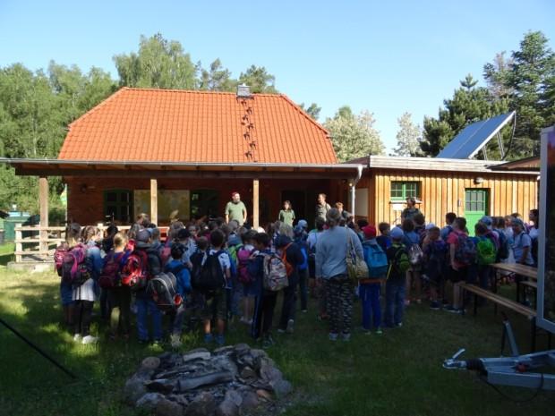 DSC00115 620x465 Wanderungen mit Grundschulklassen anlässlich des Umwelttages