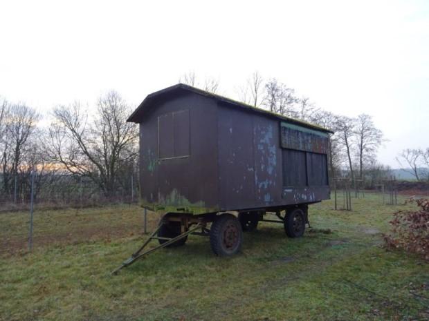DSC01127 620x465 Ein ausgedienter Bienenwagen wird Juniorranger Wagen
