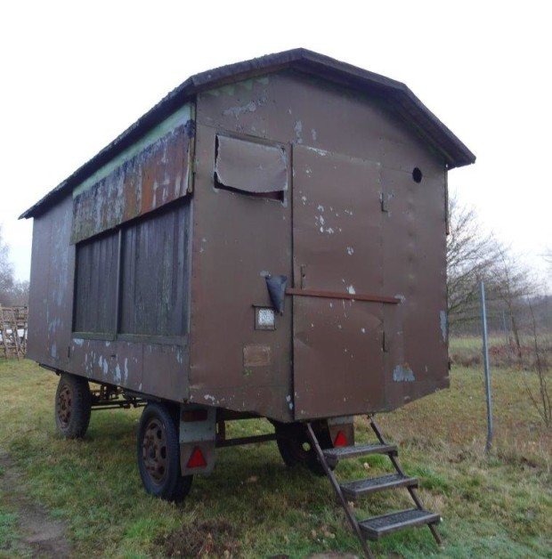 DSC01128 620x628 Ein ausgedienter Bienenwagen wird Juniorranger Wagen