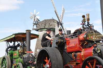 Dampftreffen AS 11. Internationales Dampftreffen und 21. Oldtimer  und Traktorentreffen