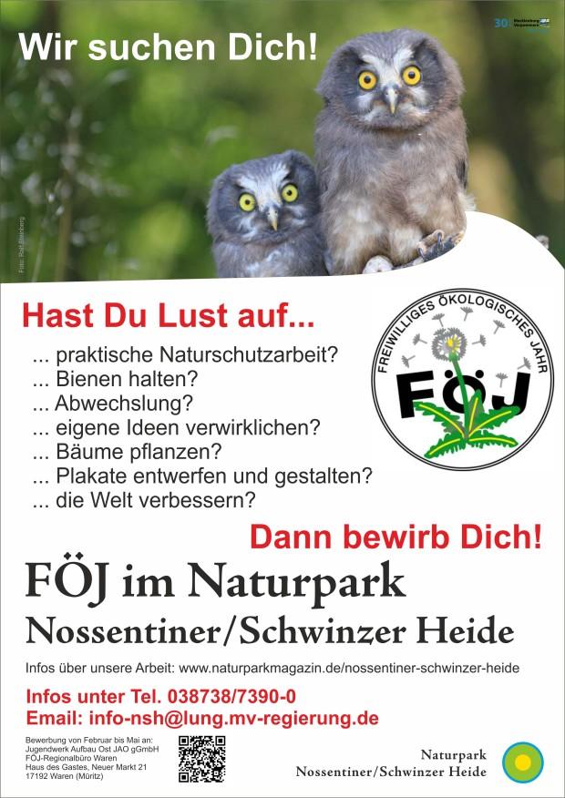 FÖJ Plakat 20201 620x876 Ein Jahr im Naturpark   jetzt bewerben!