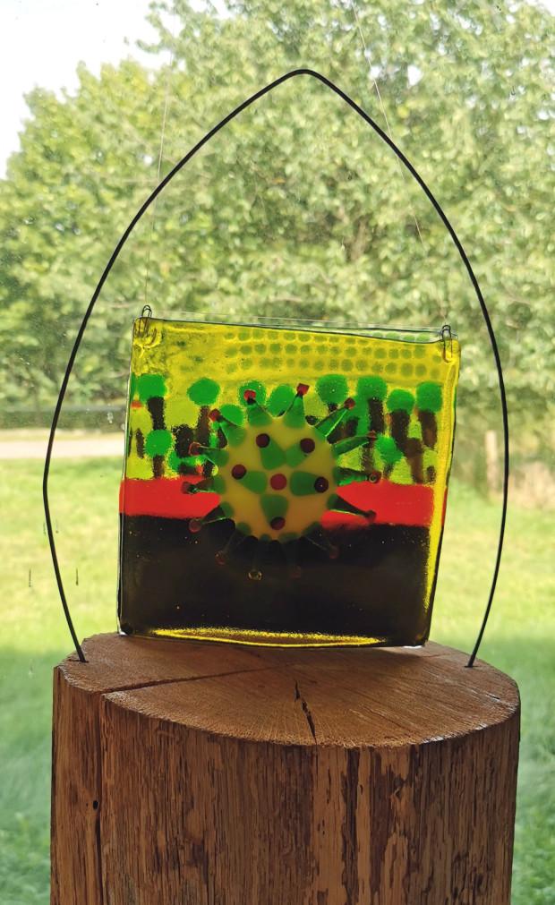 Glaskunst 620x1011 Die Natur atmet auf   Die Corona Krise als Chance?