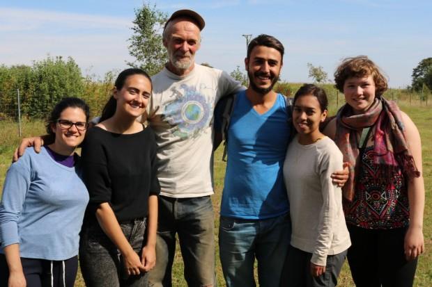 IMG 20170909 WA00011 620x413 Internationales Jugend Workcamp im Naturpark Nossentiner Schwinzer Heide