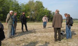 Führung auf dem Kreideberg - Copyright: Naturpark Nossentiner/Schwinzer Heide