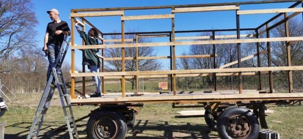 IMG 20200407 153122 620x285 Ein ausgedienter Bienenwagen wird Juniorranger Wagen