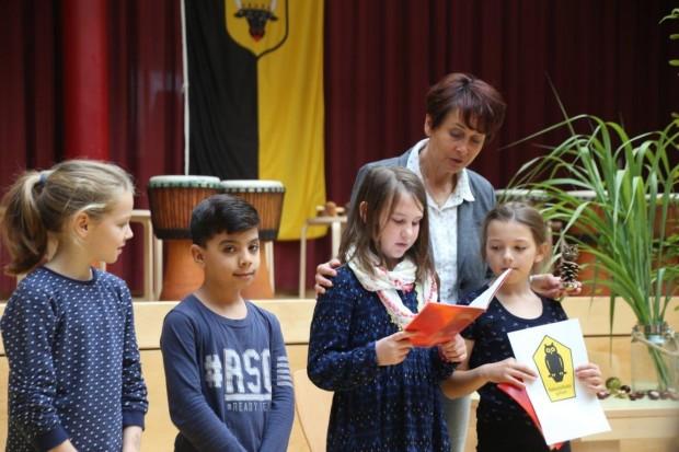 Namensgebung NP Schule 620x413 Regionale Schule Krakow am See ist jetzt Naturpark Schule